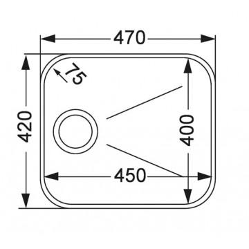 APELL 8445 (47X42) ΥΠΟΚΑΘΗΜΕΝΟΣ