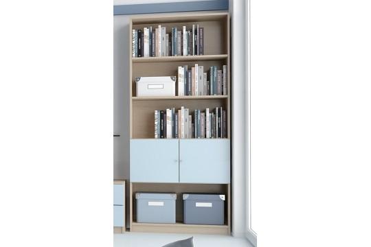 βιβλιοθηκη 80cm andros1