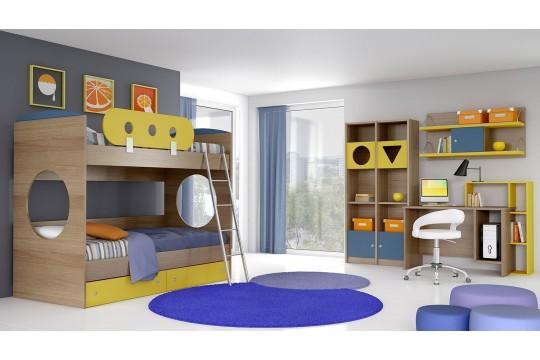 παιδικο δωματιο συνθεση kyklos2