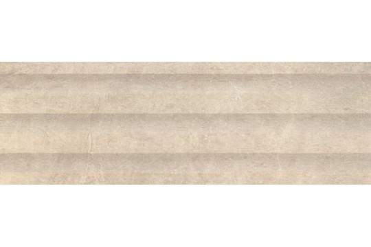 decor pompeya leeds taupe 30x90 πλακακι τοιχου