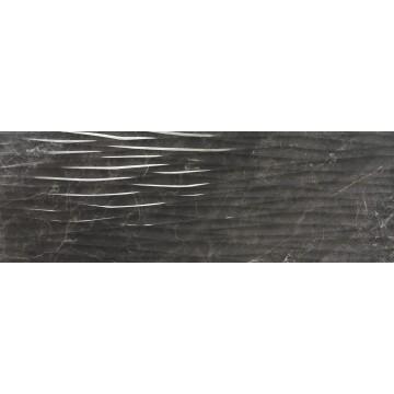 ΠΛΑΚΑΚΙ ΤΟΙΧΟΥ BALMORAL DUNE BLACK 30x90cm