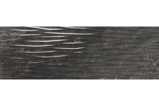 balmoral dune black 30x90 πλακακι τοιχου