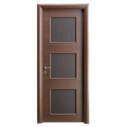 Εσωτερική Πόρτα Laminate FL RODI (ΕΙΔΙΚΟ ΣΧΕΔΙΟ SQ3 - ΥΑΛΟΘΥΡΑ)