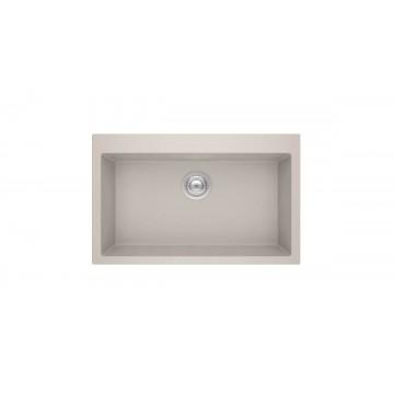 Sanitec Ultra Granite 808 79 1B (79x50 cm) Νεροχύτης Γρανίτη