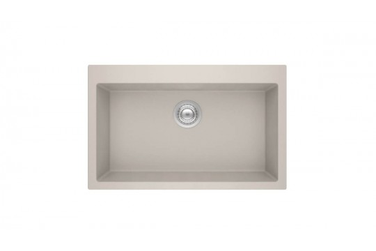 sanitec ultra granite 808 79 1b νεροχυτης γρανιτη