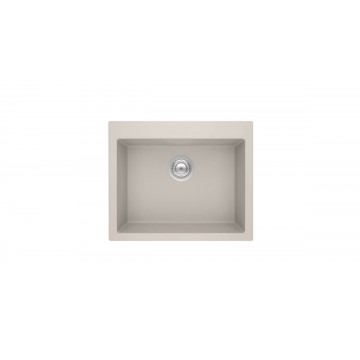Sanitec Ultra Granite 809 60 1B (60x50 cm) Νεροχύτης Γρανίτη