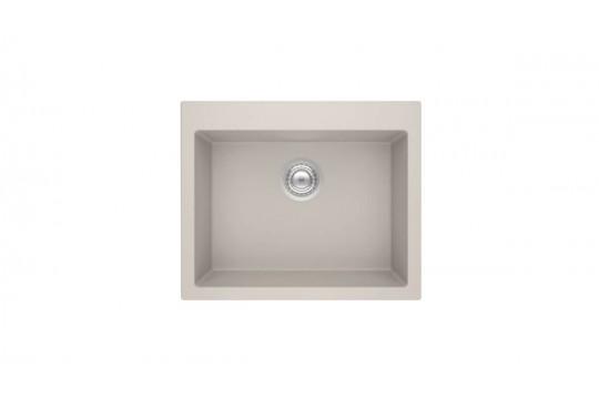 sanitec ultra granite 809 60 1b νεροχυτης γρανιτη
