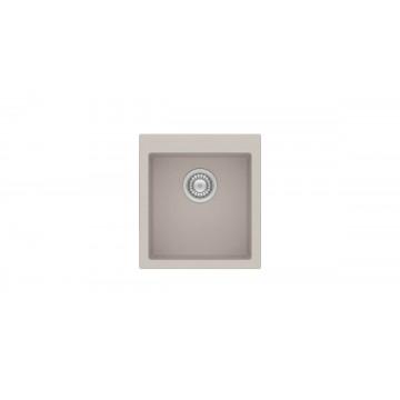 Sanitec Ultra Granite 813 45 1B (45x50 cm) Νεροχύτης Γρανίτη