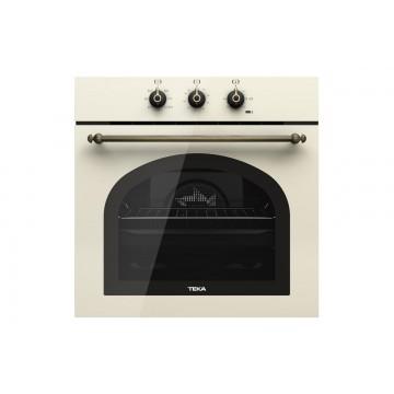 Teka HRB 6100 Vanilla Brass Φούρνος Άνω Πάγκου 60cm