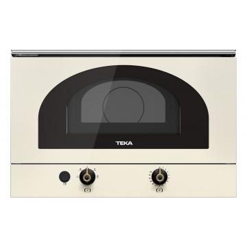 Teka MWR 22 BI Vanilla Brass Φούρνος Μικροκυμμάτων